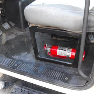 Truck Mounted Fire Extinguisher