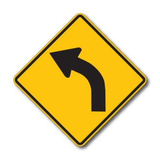 W1-2 Curve Arrow
