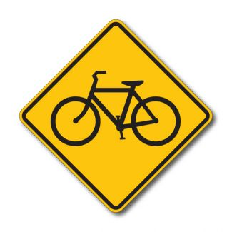 W11-1 Bicycle Symbol
