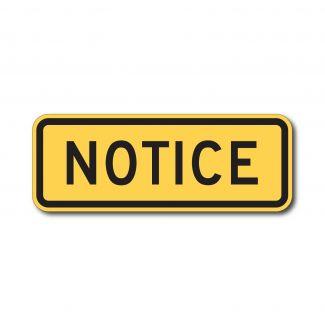 W16-18P Notice