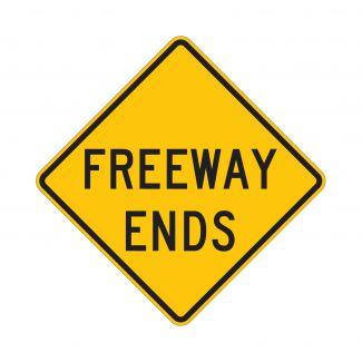 W19-3 Freeway Ends