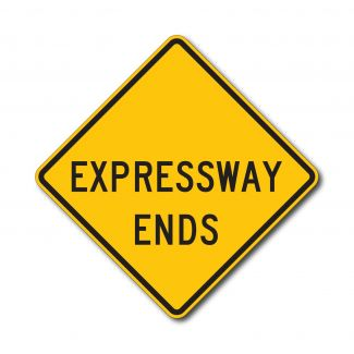 W19-4 Expressway Ends