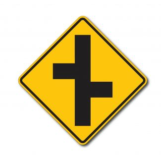 W2-7 Left/Right Offset Road