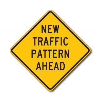 W23-2 New Traffic Pattern Ahead