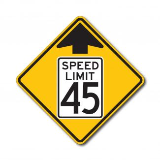 W3-5 Reduce Speed Ahead (Variable Speed)