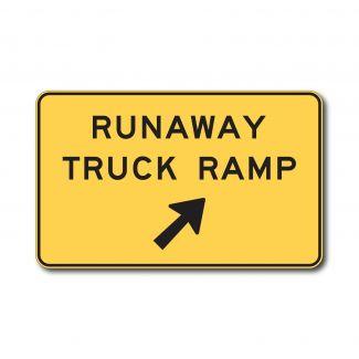 W7-4b Runaway Truck Ramp X Miles