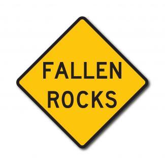 W8-14 Falling Rocks