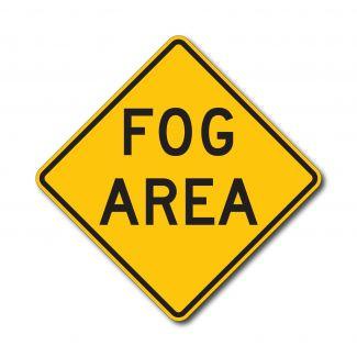 W8-22 Fog Area