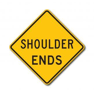 W8-25 Shoulder Ends